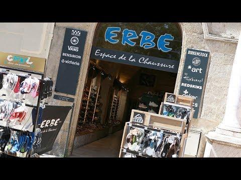 Montpellier ChaussureShopping Erbe Espace Youtube De La mOvN8n0w
