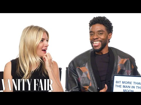 Chadwick Boseman and Sienna Miller Teach You South Carolina
