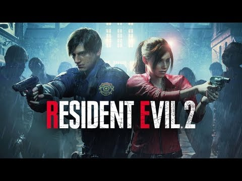 Let's Play Resident Evil 2 Remake [30 Minute Demo]