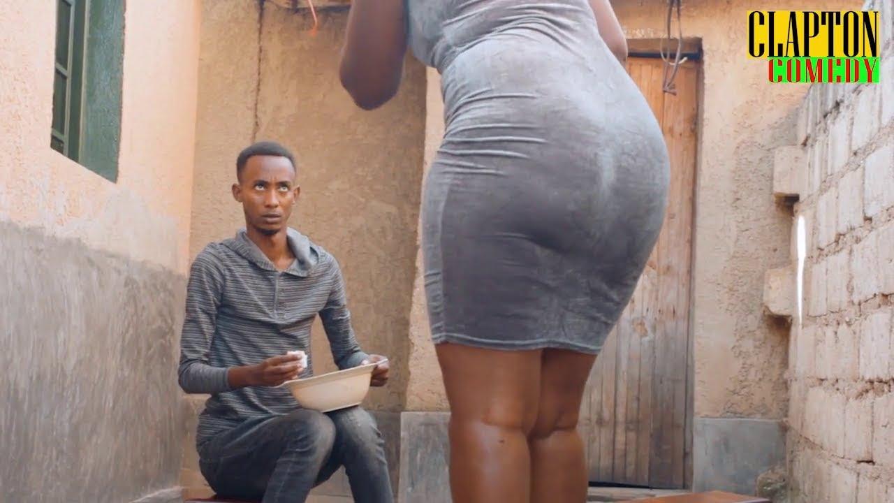 CLAPTON COMEDY EP 02 : Ahisemo ibiryo kurusha Umukunzi
