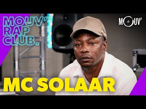 Youtube: MC SOLAAR:«Laylow, j'suis tombé dedans et j'ai écouté toute la discographie»