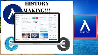 APOLLO FINTECH APOLLO CURRENCY APL NATIONAL CURRENCY HISTORY MAKING DEAL! TBA TIC TOC! KNOX EXCHANGE