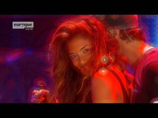 Enrique Iglesias, Nicole Scherzinger - Heartbeat (HALO version LIVE HD)