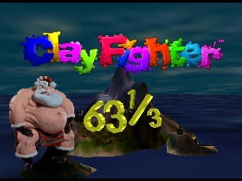 clay fighter 63 santa