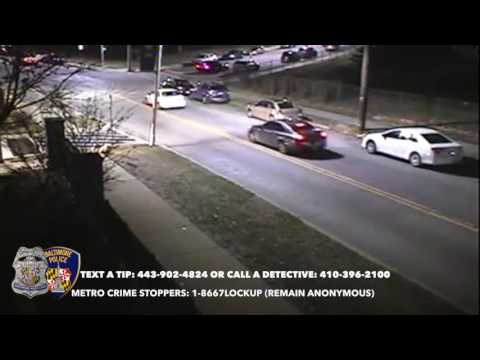 Coppin State University Police Involved Shooting
