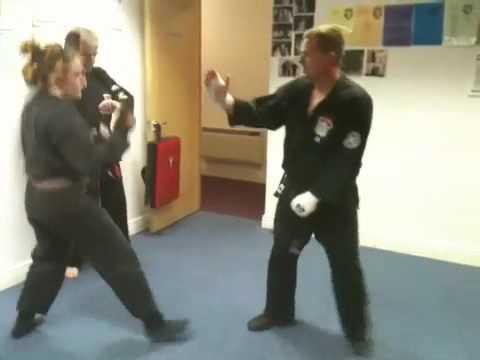 Jim Boylan kenpo karate