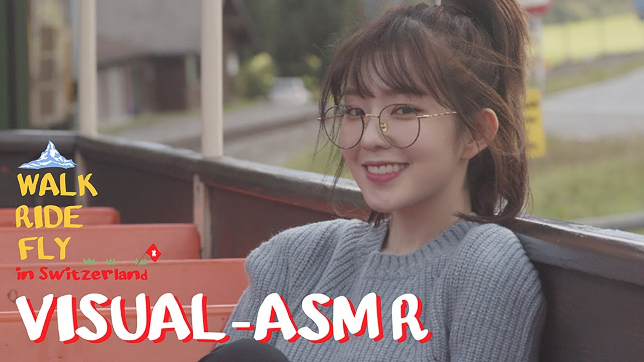 [VISUAL-ASMR] 아이린 IRENE|Red Velvet in Switzerland