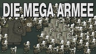 Right Click to Necromance German Gameplay - Die MEGA Armee