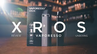 XROS BY VAPORESSO | ( UNBΟXING ) ( REVIEW ) ( PH )