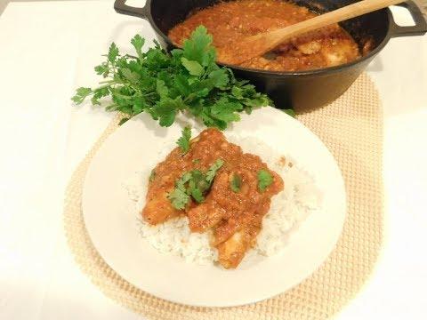 Fishrecipe Lent Recipe Swai In Spanish Style Sauce Recipe Seafood