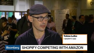 Shopify CEO Lutke on Trade Tensions and Firearm Policy