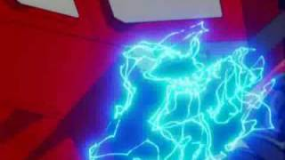 Optimus V.S. Megatron