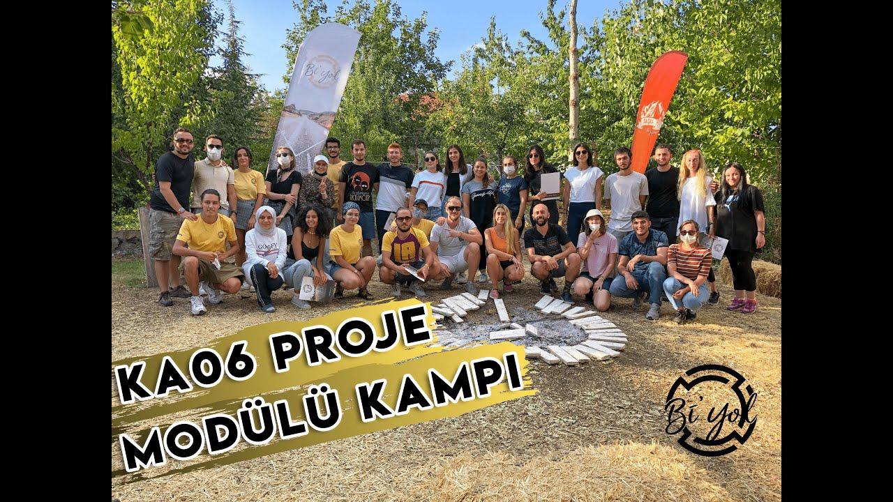 KA06 PROJE MODÜLÜ KAMPI   Erasmus+ Projesi Simülasyon Kampı Düzenledik