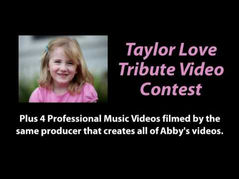 Just Announced: Taylor Love Tribute Contest Winners!