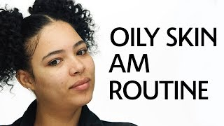 Get Ready With Me: Morning Skincare Routine for Oily Skin | Sephora