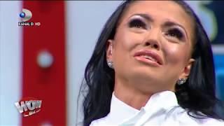 WOWBIZ (12.07.2017) - Andreea Mantea, in lacrimi in fata telespectatorilor