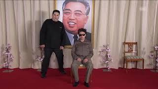Kim Jong Il und Un: Blinde Kuh | Giacobbo / Müller | SRF Comedy