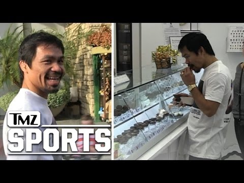Manny Pacquiao -- I Love Boxing ... When it