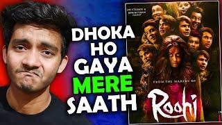 Roohi movie review: wo stree hai, kuch nahi kar paii