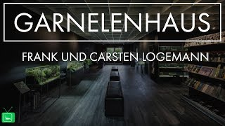 DAS GARNELENHAUS - LOGEMANNS GARNELENHAUS | GarnelenTv