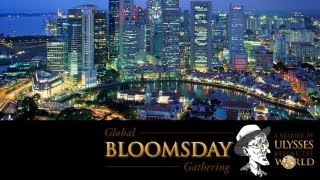Global Bloomsday Gathering -- Singapore Embassy of Ireland
