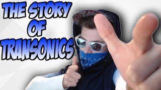 The Story of Transonics - Smite Drama