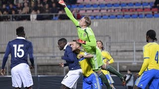 Suède France Espoirs (4-1) : tous les buts / Sweden France U21 (4-1) : goals and highlights