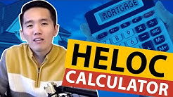 HELOC Calculator: How To Get To Your PayOff Date