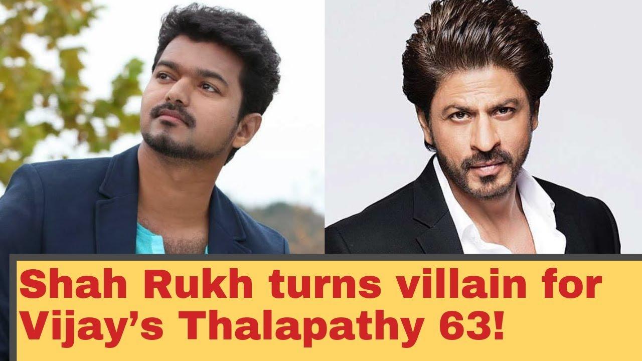 Shah Rukh turns villain for Vijay's Thalapathy 63! | The