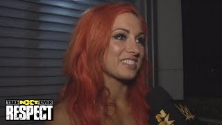 What did Becky Lynch tell Stephanie at TakeOver?: WWE.com Exclusive, October 7, 2015