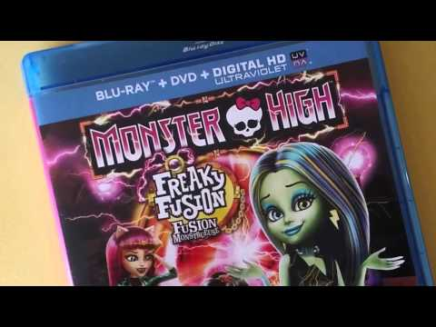 Monster High Freaky Fusion Movie | MomMomOnTheGo