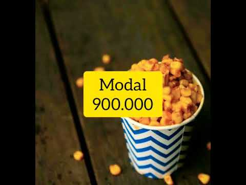 Bisnis plan/ makanan ringan sweet corn - YouTube