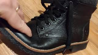 Качество обуви Rieker - Видео от Вайп Вайпович