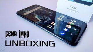 Xiaomi Mi A2. Распаковка ХИТ 2018 - 2019!