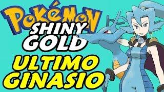 Pokémon Shiny Gold (Detonado - Parte 15) - Ice Path e Ginásio de Blackthorn