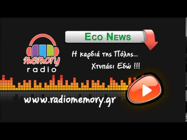 Radio Memory - Eco News 31-07-2017