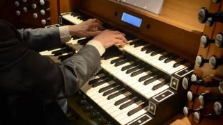 Martin Luecker spielt Dietrich Buxtehude, Toccata F-Dur