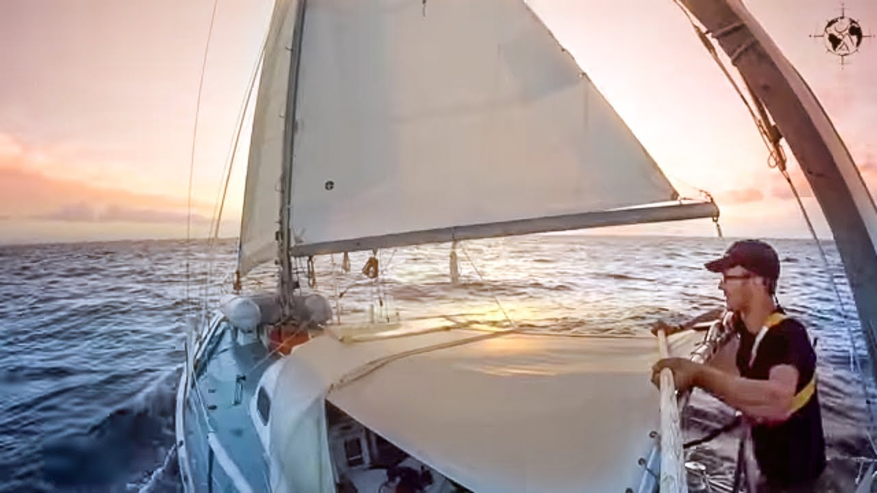 Delivering a Sailboat Across the Caribbean: 9 days 1200