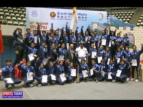 Navy are National Wushu Champions: Malinda Pushpakumara Most Outstanding Performer
