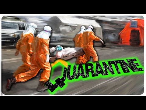 The Zombie Virus?! (Hard) - Quarantine Gameplay | Let's Play EP 3 (Quarantine Game 2017)