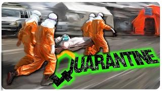 The Zombie Virus?! (Hard) - Quarantine Gameplay   Let