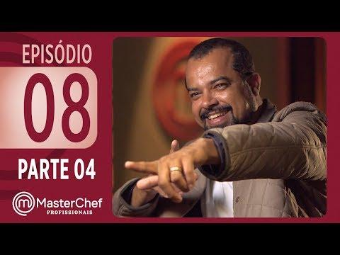MASTERCHEF PROFISSIONAIS (24/10/2017) | PARTE 4 | EP 08 | TEMP 02