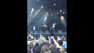 Tyler The Creator - Bimmer (Live Clip From Way Out West 2015)