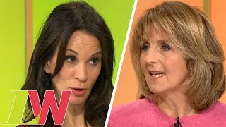 Should You Be Honest With Your Partner About Their Weight? | Loose Women