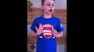 Hockey 4 Heroes-Tristan