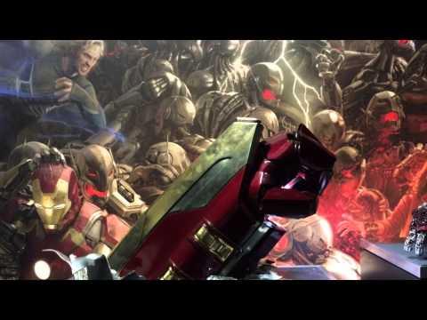 Картинки Мстители: Эра Альтрона под песню Wrecking Ball