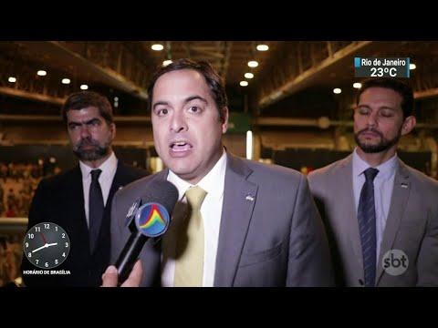 Combate à criminalidade é um desafio do próximo governador de Pernambuco | SBT Notícias (23/08/18)