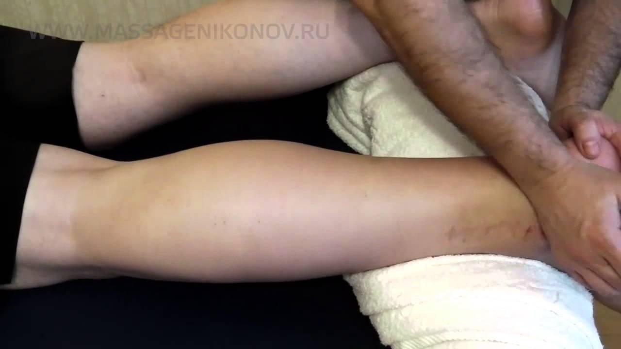 Разработка голеностопного сустава после операции видео травматические вывихи суставов