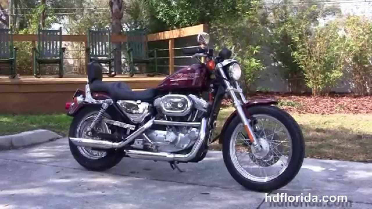 used 2000 harley davidson sportster 883 hugger motorcycles. Black Bedroom Furniture Sets. Home Design Ideas