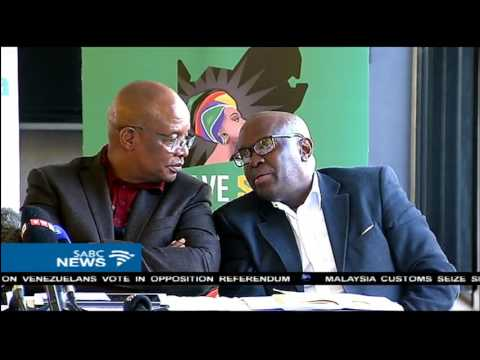 Civil society calls for ANC MP's to vote wisely in motion of no confidence